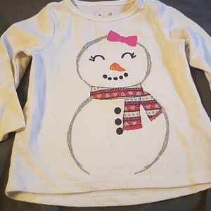 Toddler thermal shirt